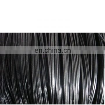 Black soft construction rebar binding wire for building from hebei