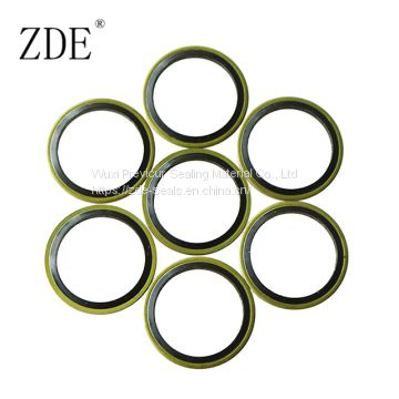 Hydraulic Bonded Seal Gasket For Metric Thread