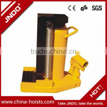 new lifting tool 10ton hydraulic toe jack china manufacturer