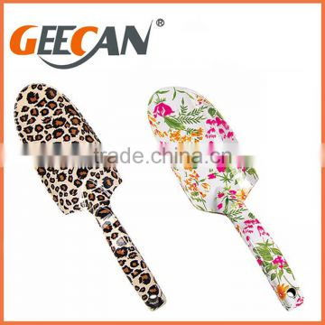 High quality garden hand tool set with floral priting garden shovel