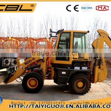 WZ45-16 mini small digging machine backhoe loader for sale