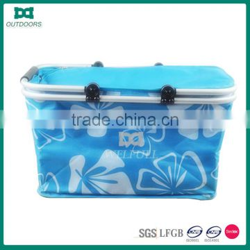 Alibaba Golden Supplier Wholesale Store Folding Used Shopping Basket