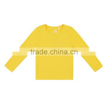 cb12c78dd ... guangzhou clothes manufacturer wholesale long sleeve baby girls top  design ...