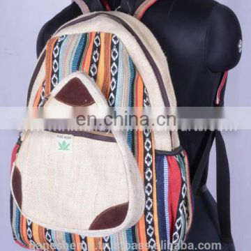 Canvas Laptop Backpack HBBH 0003