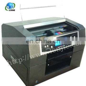 A4 Inkjet Silicone Case Printer