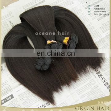 Luxury mink original brazilian hair weave free shipping
