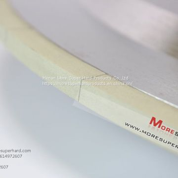 14A1  vitrified bond diamond grinding wheel for ceramic for pcd tools miya AT moresuperhard DOT com