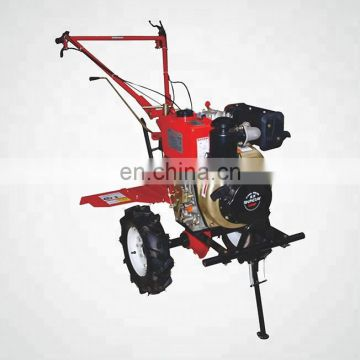 best quality 12HP diesel engine small ploughing machine price