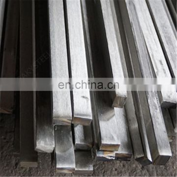 hot rolled sus304 stainless steel square bar 80.2mm