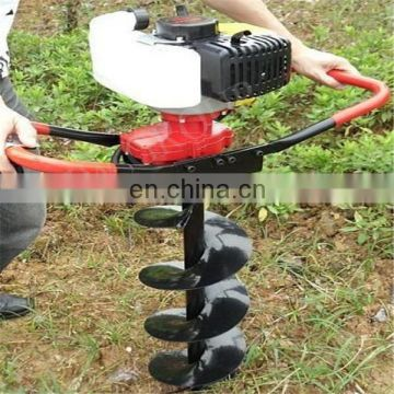 power tools for digging holes/earth hole drilling machine price