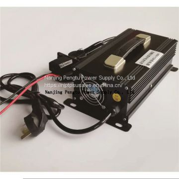 1100W 60V Portable Charger for EV