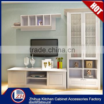 New Tv Stand Designs : Living room furniture lcd tv stand design modern tv stand showcase