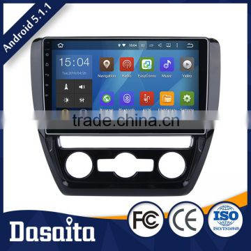 Android car dvd player GPS for vw seat toledo
