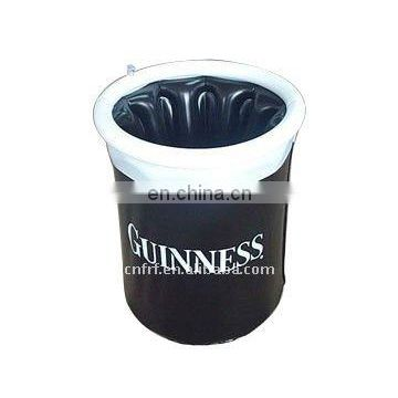 Inflatable PVC classic ice bucket