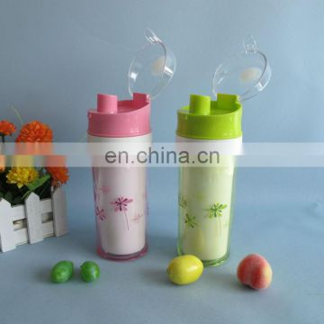 double wall plastic cup 350ml