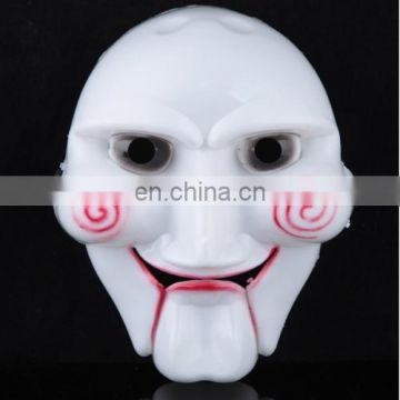 Halloween Mask Plastic Halloween Festival Party Fancy Saw Mask	halloween costumes china wholesale