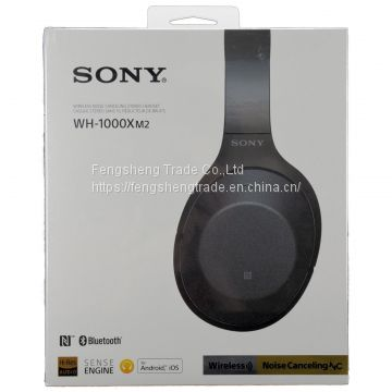 Sony WH-1000XM2 Wireless Bluetooth Noise-Canceling Headphones