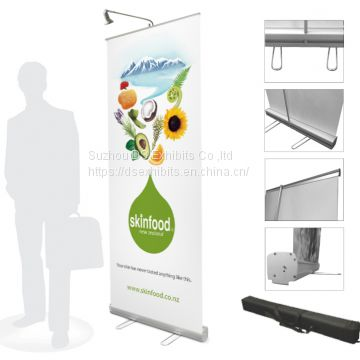 Roll up banner stand Model 8