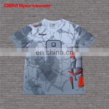 Sports t shirt athletic training shirts