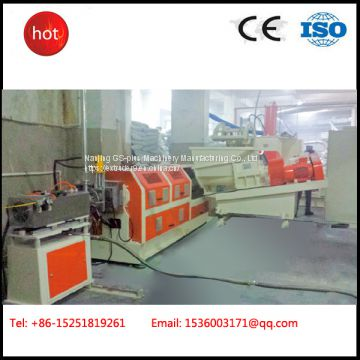 HFFR compounds Kneader two stage extruders pelletizing line