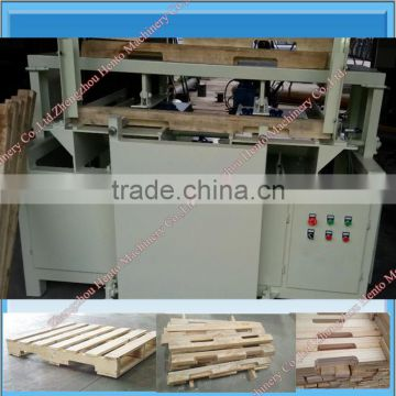 Wood Pallet Notching Machine With Low Price For Wood Block