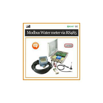 Modbus Water Measuring equipment