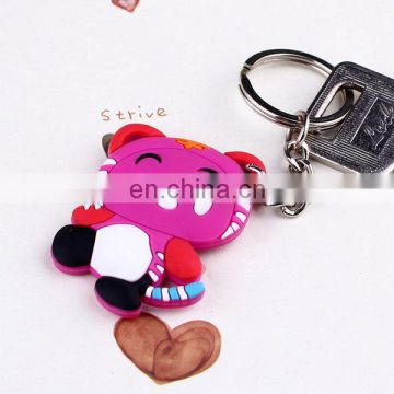Delicate Promotional silicone cartoon key cap,cheap silicone rubber key cover