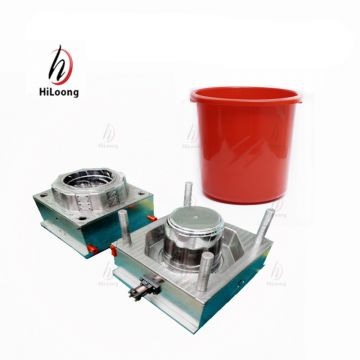 big bucket plastic mould chinese supplier taizhou moulds