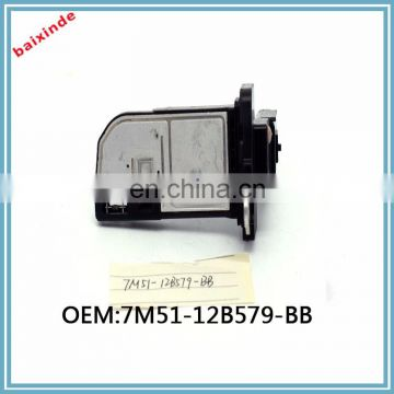Automobile spare part mass air flow meter MAF sensor for FORD 1480570 7M51-12B579-BB