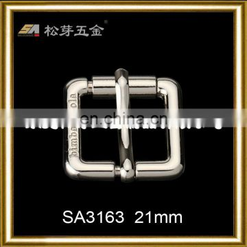 High quality eco-friendlymetal roller mertal pin buckle