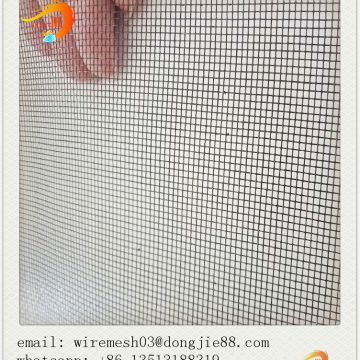 Good tensile strength roller window screen direct sale