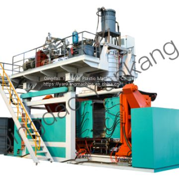 Plastic Drum IBC Tank Extrusion Blow Moulding Machine