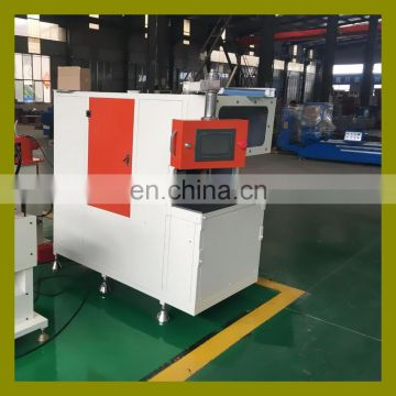 New type full automatic cleaning PVC windows machinery for cleaning window door welding seam