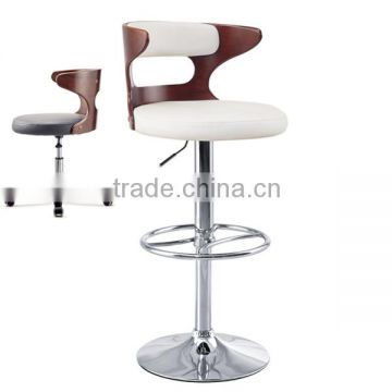 Wholesale Modern Swivel White Pu Bar Stools On Alibaba Express Cheap Used Bar Chair In Bar Furniture For Sale Of Bar Stools From China Suppliers 129496581