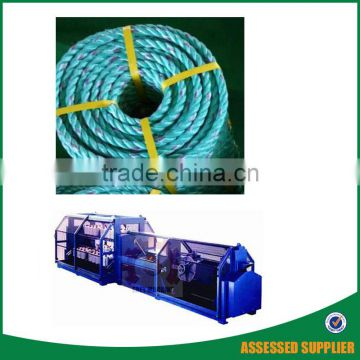 Polypropylene Danline Rope making machinery with CE