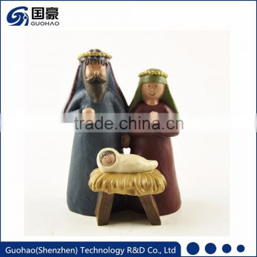 Custom cheap indoor Christmas nativity set for sale