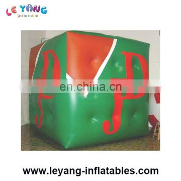 Fashionable Factory Direct Sale Outdoor Quality Inflatable Square Balloon