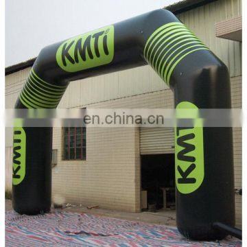 full digital printing inflatable event arch or advertising gantry with customized logo size colour
