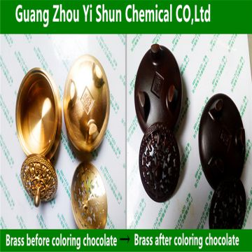 Metal coloring agents  Copper coloring agent Copper coloring chocolate