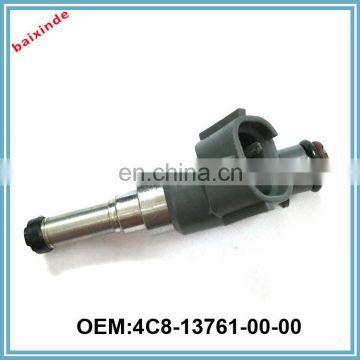 Auto spare parts car fuel injector OEM for YAMAHA 4C8-13761-00-00 4C8137610000