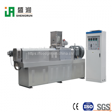 Breakfast Cereal Extruder Machine Corn Flakes Machine