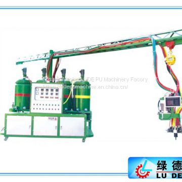 LD-803/4 Four material tanks low pressure soft foam machine