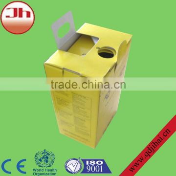 list of daily consumer products medical carton box for syringes and needles