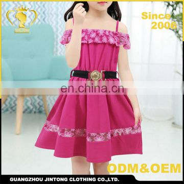 78a7d1645 2017 baby girl party dress children frocks designs dresses for 6 ...