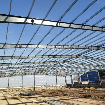 Steel Structure Factory Building prefabricated steel structure building