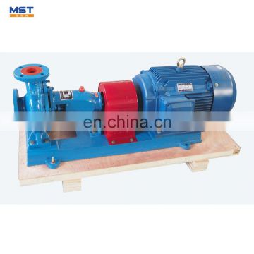 Thermic fluid pumps