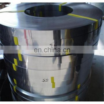 304 201 316L stainless steel strip coil roll
