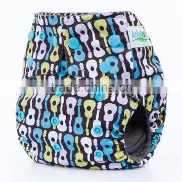 ananbaby magic tape reusable baby bamboo charcoal cloth diaper manufactuers                                                                         Quality Choice