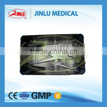 24 hours feedback Advanced surface treatment L-shaped Plate(110 degree L/R Type),orthopedic titanium plate,skull plates.
