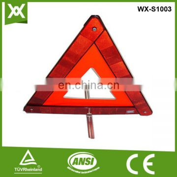 new model warn triangle,vehicle warn triangle,folding warn triangle